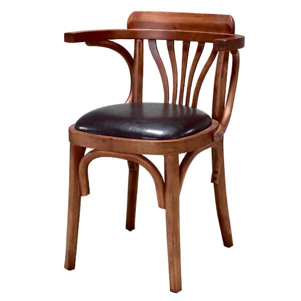 Wooden Restaurant Chairs Commercial Dining Chairs