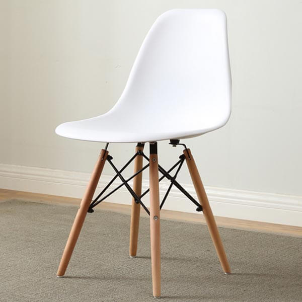 Phenomenal Eames Chair Replica Plastic Dsw Chair Norpel Furniture Customarchery Wood Chair Design Ideas Customarcherynet