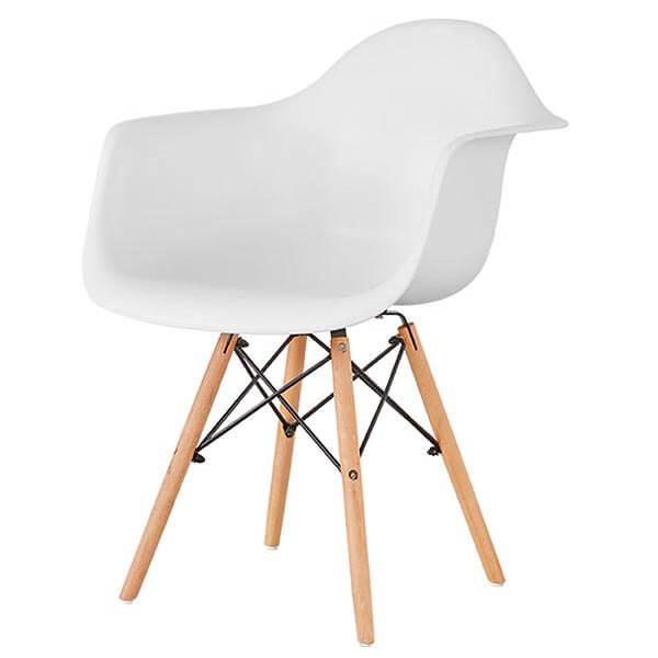 Eames Armchair Daw Molded Plastic Chair Replica Norpel