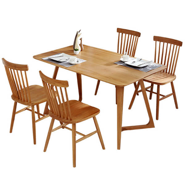 Tremendous Modern Windsor Chair Spindle Back Dining Chair Norpel Theyellowbook Wood Chair Design Ideas Theyellowbookinfo