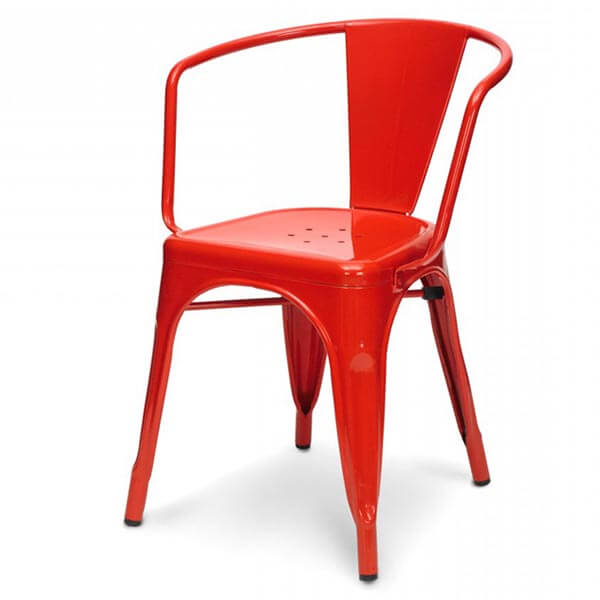 Magnificent Tolix Armchair Wholesale Red Tolix Chair Norpel Machost Co Dining Chair Design Ideas Machostcouk