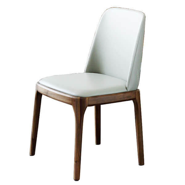 Modern Dining Chairs | Fabric & Leather Grace Chair
