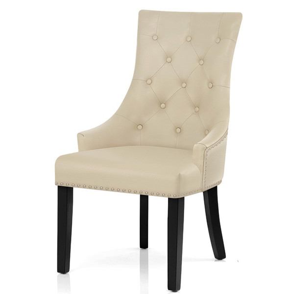 Nailhead Upholstered Dining Chairs Parsons Chair Sale