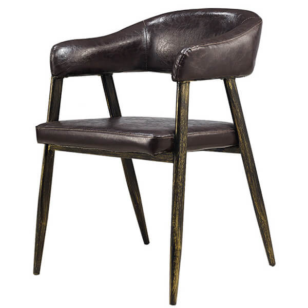 Admirable Metal Restaurant Chairs Industrial Dining Chairs Norpel Alphanode Cool Chair Designs And Ideas Alphanodeonline