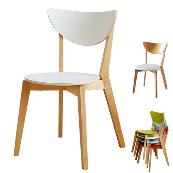 Nordmyra Chair Ikea Style Stackable