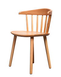 Small windsor chairs