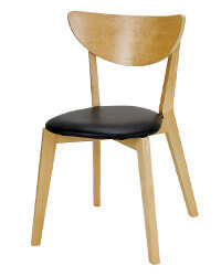 Model N-C3013 Nordmyra chair with cushion