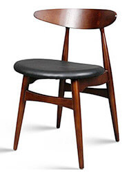 Model N-C3030 Wegner CH33 Replica Dining Chair