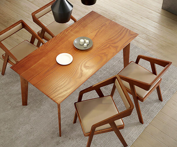 Katakana Chair dining set