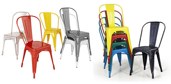 Tolix Chair Metal Restaurant Dining Chair Norpel