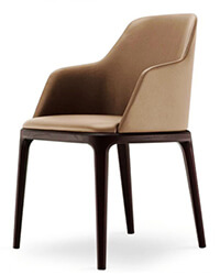 Grace Armchair Modern Dining Room Chairs