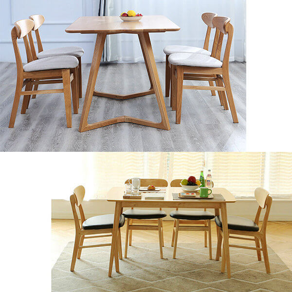 wooden kitchen chairs for sale set of 4