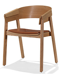 N-C6026 Danish Cover Chair