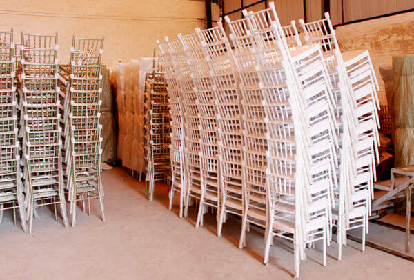 stacking tiffany chair