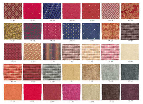 wholesale banquet chairs fabric options