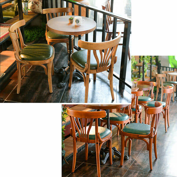 wholesale restaurant chairs and tables
