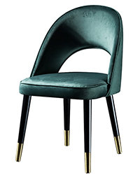 N-C3015 Velvet Dining Chairs