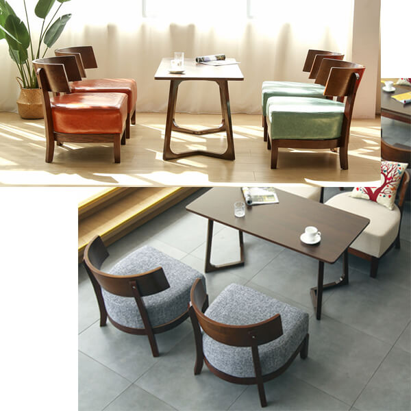 Coffee Shop Chairs Cafe Sofa Chair Norpel Furniture