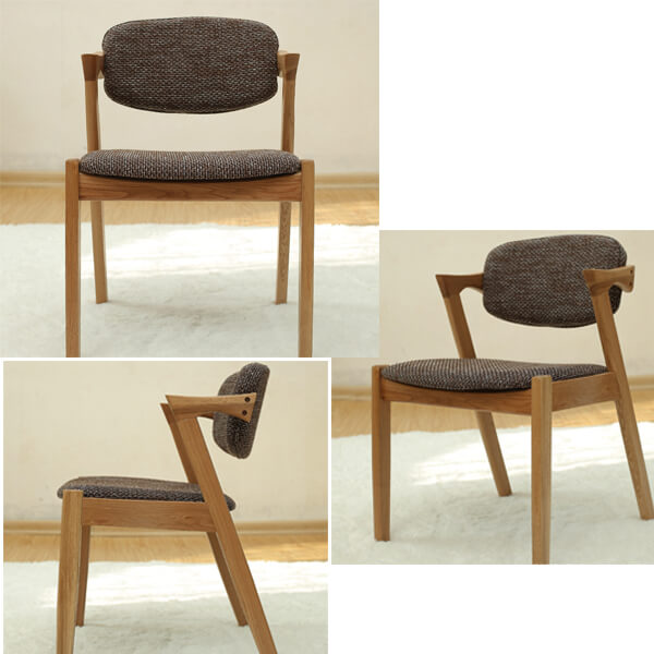 Wooden Cafe Chairs With Arms