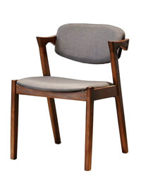 N-C3102 wooden cafe chairs