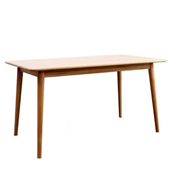 T-21 Danish Solid Wood Dining Table