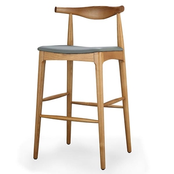 N-B005 Elbow Stool Counter Height Chair