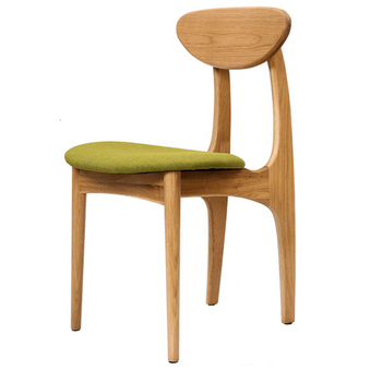 N-C3056 Nordic Wooden Dining Chairs For Sale