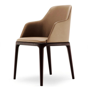 N-C3006 Modern Leather Dining Room Chairs