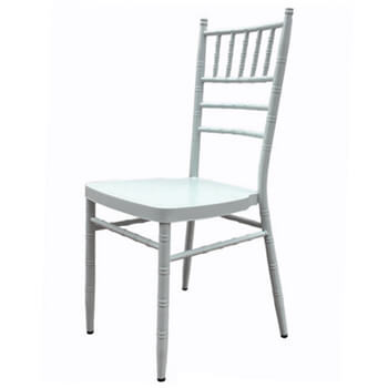 N-134 White Tiffany Chair Wedding Chairs