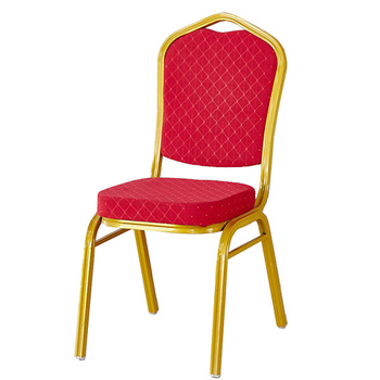 N-101 Crown Back Banquet Chairs Hotel Stacking Chair