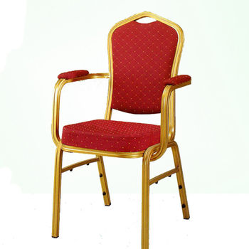 N-107 Banquet Chair WIth Arms