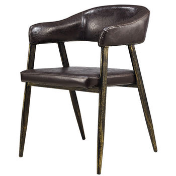 N-C3026 Industrial Metal Restaurant Chairs